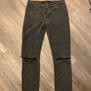 Vintage Calvin Klein distressed denim jeans size 2